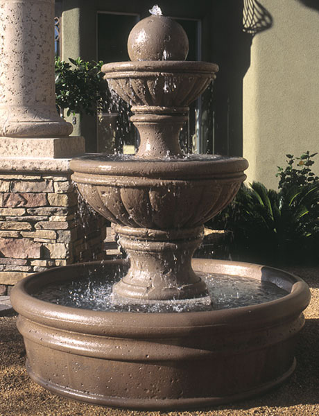 Ordinaire Tuscany Series Tiered Fountain ...